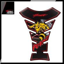 Decals Tank-Pad-Protector Motorcycle Aprilia Kawasaki Yamaha Hornet Honda Suzuki