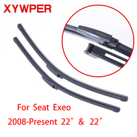 XYWPER Wiper Blades for Seat Exeo 2008 2009 2010 2011 2012 2013 22