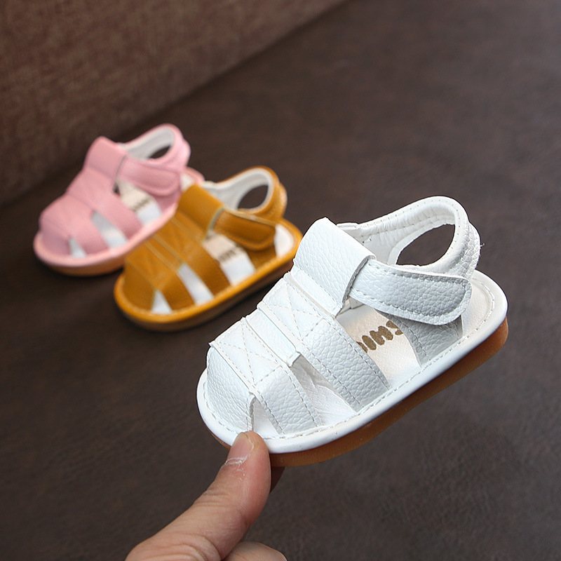 2019 Canvas Jeans New Baby Moccasins Child Summer Boys 7 Style Fashion Sandals Sneakers Infant Shoes 0-18 Month Baby Sandals