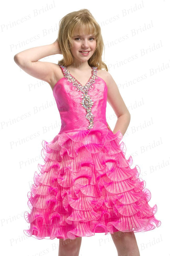 Online Buy Wholesale short pageant dresses from China short ...