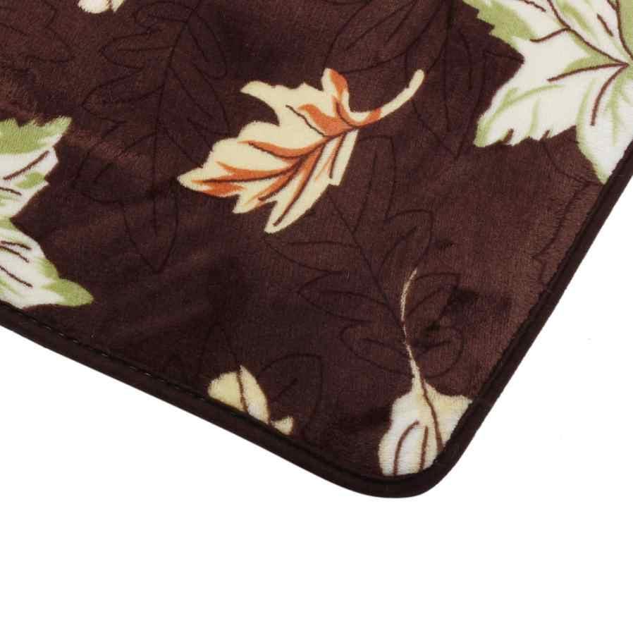 2017 Горячая продажа коврик из пены с эффектом памяти коврик для ванной душ нескользящий пол ковер хорошего качества Jul25