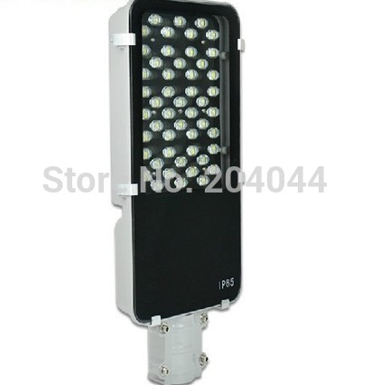 2017 Promotion Aluminum 1pcs/lot 50w Led Street Light bridgelux Hot Sell Streets Light,,ac85-265v Input Voltage,ip65,ce Rohs.