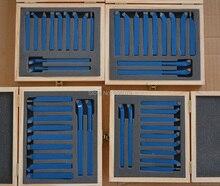 8mm,DIN standard 11pcs/set carbide tipped lathe cutting tool set