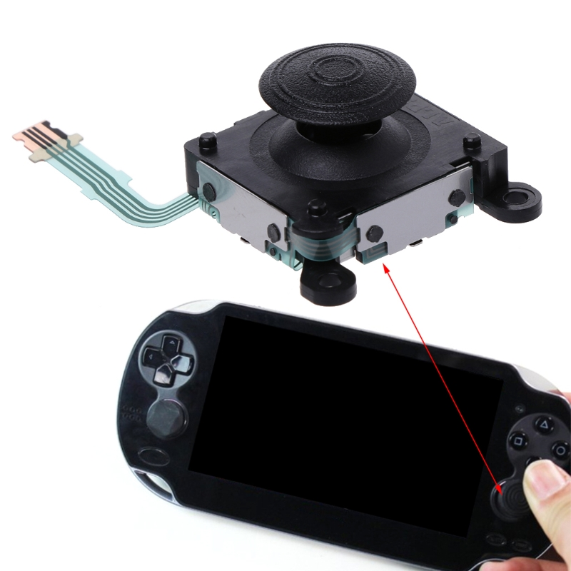 Replacement Left Right 3D Analog Control Joystick For Sony PS Vita PSV 2000 ...