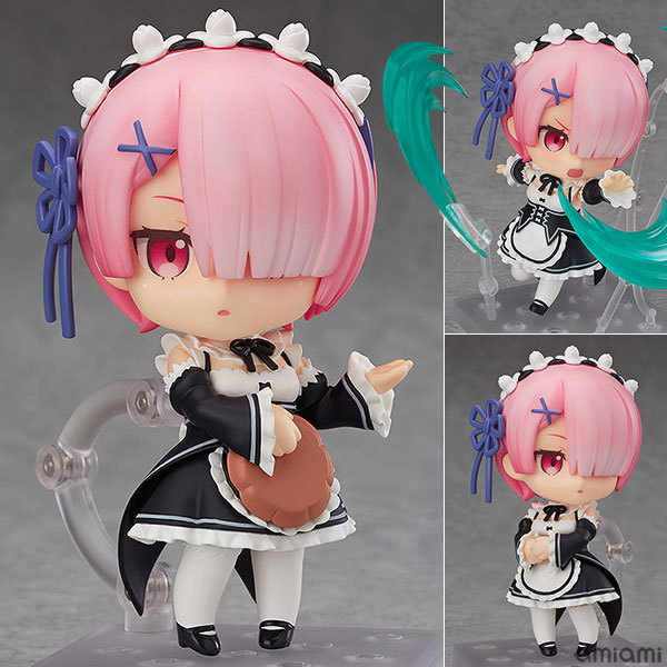 Rem Nendoroid Re:ZERO Starting Life in Another World
