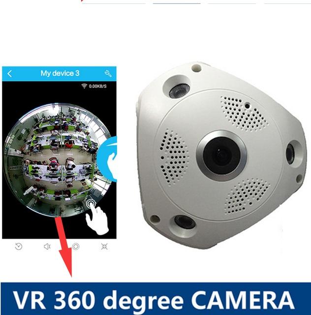 Aliexpress Com Buy 360 Degree Panorama Camera 1 3mp Wifi