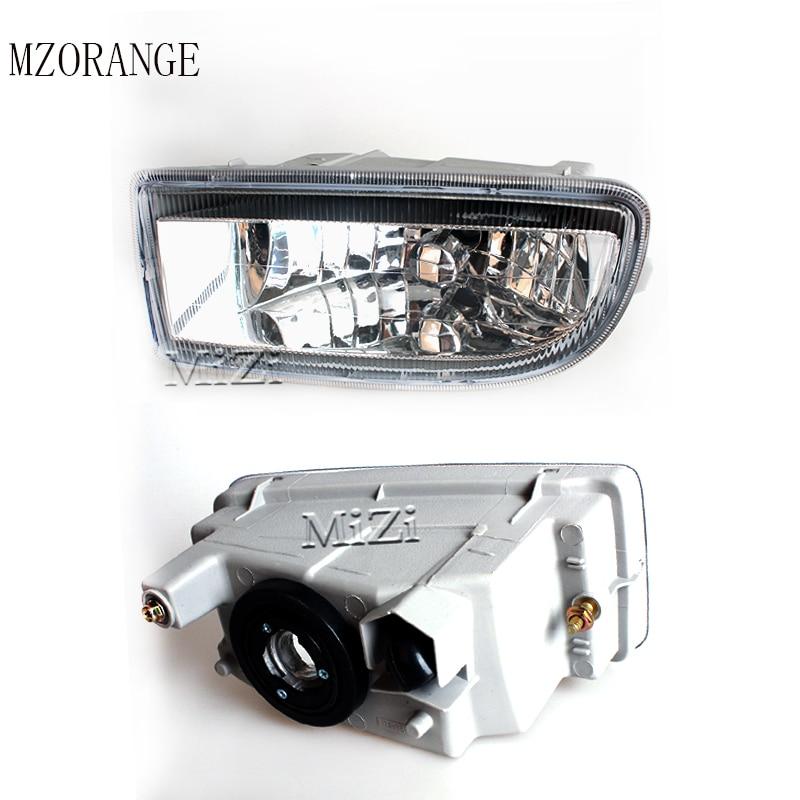 MZORANGE Fog Lamp Fog Light For Toyota LAND CRUISER 100 10LC100 1998 1999 2000 2001 2002 2003 2004 2005 2006 2007 HDJ100 LH / RH