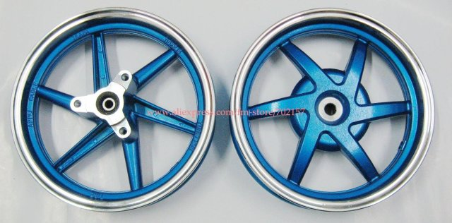 Fast Shipping High Quality Scooter Parts-DIO Wheels
