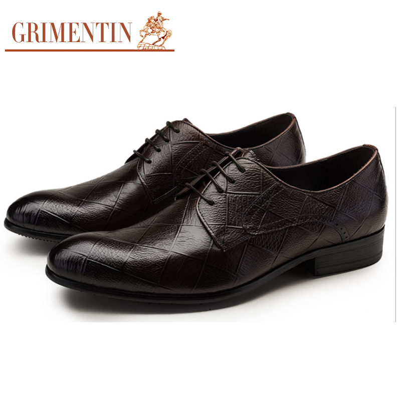 Inexpensive Mens Leather Dress Shoes