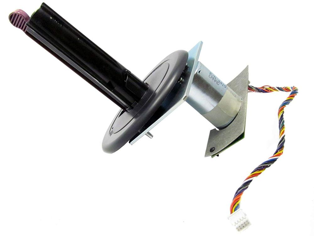 Zebra 79868M Liner Take Up Kit for ZM400 with cable, motor, spindle