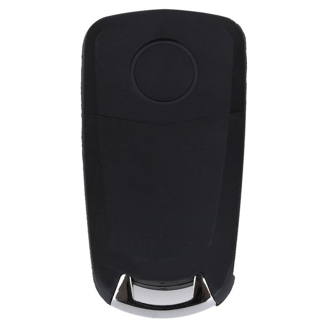 E11 Foldable Car Remote Key Holder Case Shell 3-button Flip Protecting Cover for Opel Protect Buttons From Excessive Wear