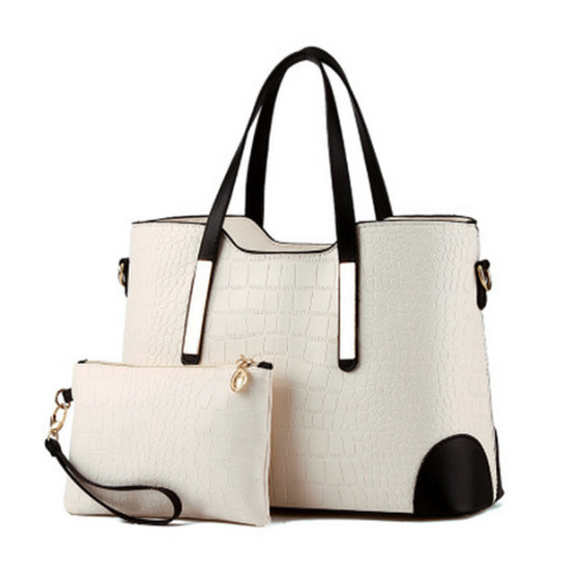 Hobo Multi Color Pu Material Crocodile Pattern Las Shoulder Bag Mini Handbag Luxury Handbags