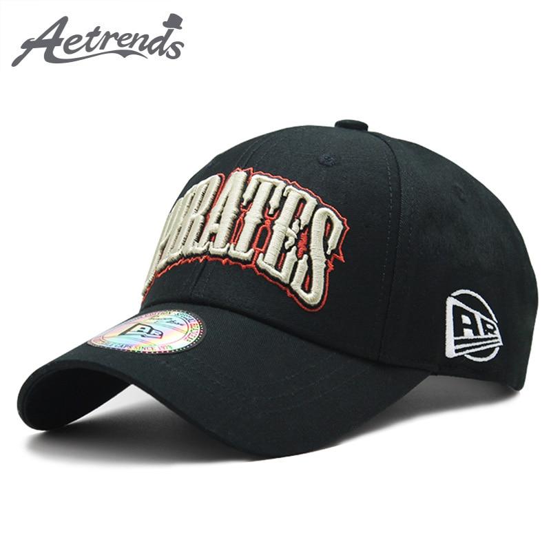 [AETRENDS] High Quality Pure Cotton Baseball Cap Men Women Outdoor Sport Caps Snapbacks Bone Hats Z-6382
