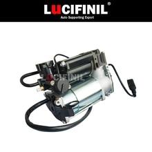 LuCIFINIL New Air Suspension Compressor Spring Supply Device Pump Fit Audi A8 D3 4E 4E0616005D