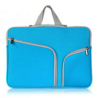 Luxury Laptop Bags For Macbook Business Liner Sleeve Package Retina Pro 11 15 Unisex Notebook Briefcase