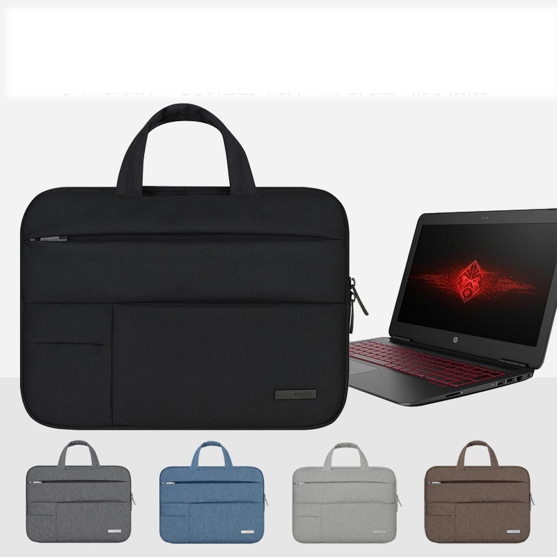 Portable handbag Men Felt Sleeve Case for Xiaomi Air 13 3 Computer Accessories 12 13 inch Laptop Bag Notebook Sleeve 13 3 in Laptop Bags Cases from Computer Office