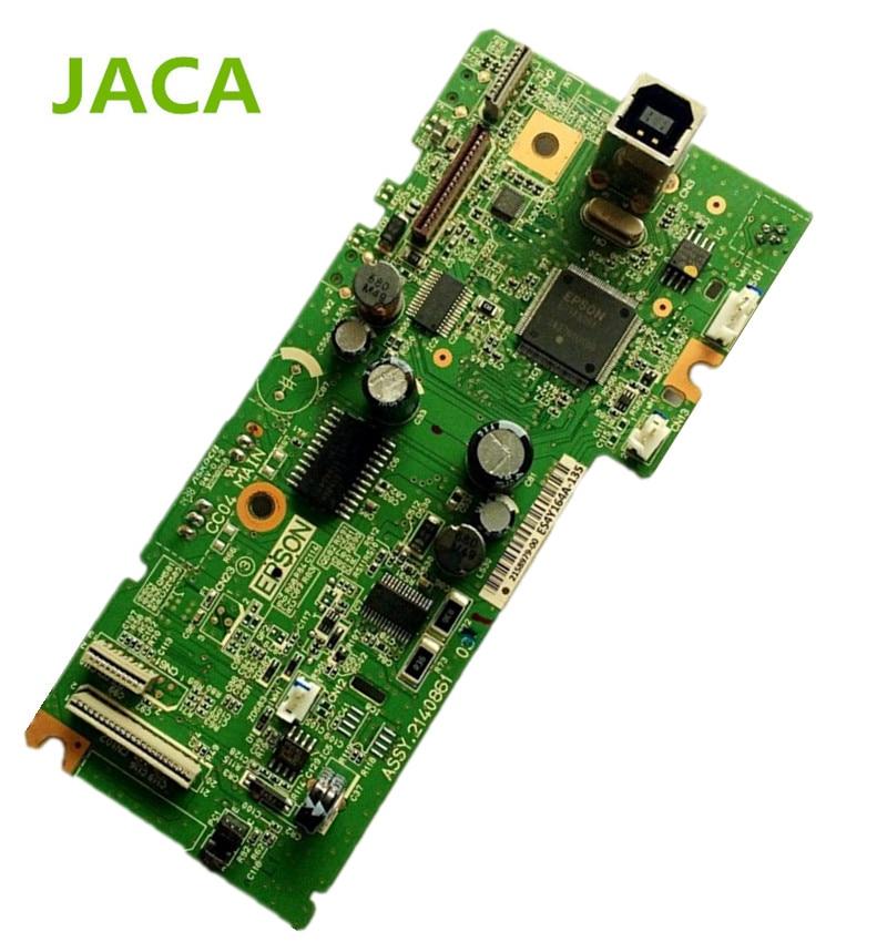 все цены на L220 Mainboard Mother Board Original Formatter Board logic Main Board MainBoard for Epson L220 printer онлайн