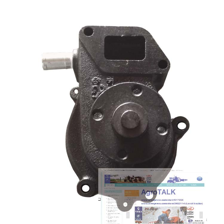 Lijia SL2105ABT2 SL2105BT2 water pump for tractor like fengshou, Shifeng, Benye etc, part number 100TY-42000-1 benye tractor the hydraulic distributor assembly of by254 by304 16 by304 etc part number 24 55 216 1 174 1 183 1 218 1 217 1