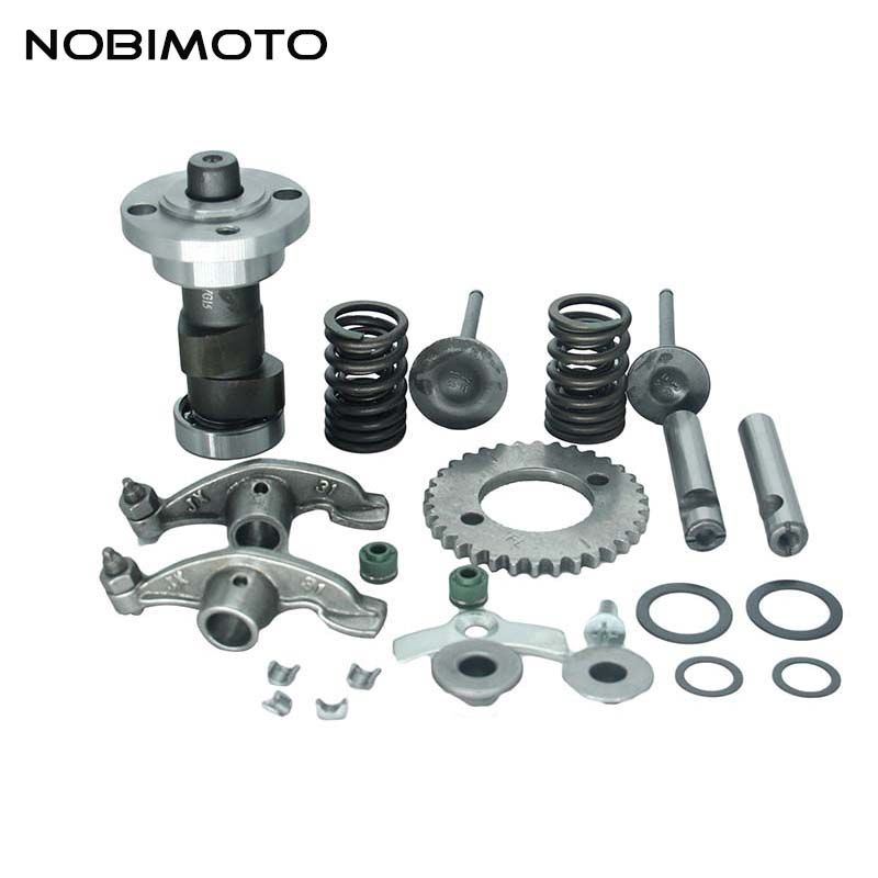 250cc CB250 Cylinder head Assy Full kits parts fit for Zongshen Loncin CB250 air cooled Engine