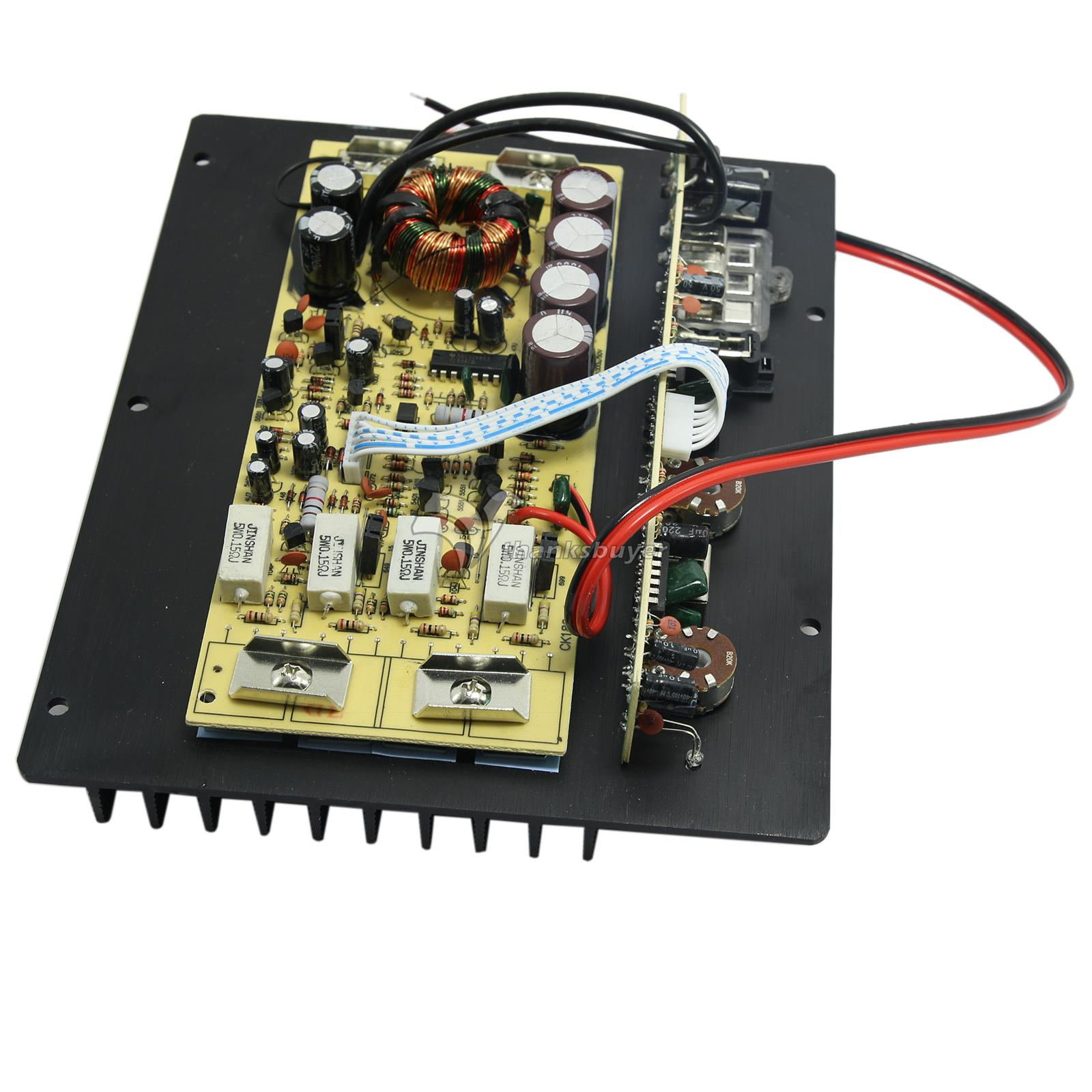Subwoofer Audio Amplifier Circuit Board Kitin Integrated Circuits
