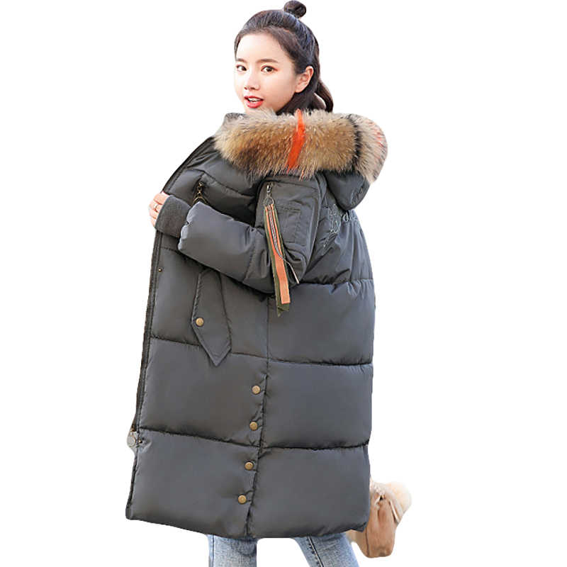 4d12d4ca3 Detail Feedback Questions about Large size Women Down Cotton Jacket ...