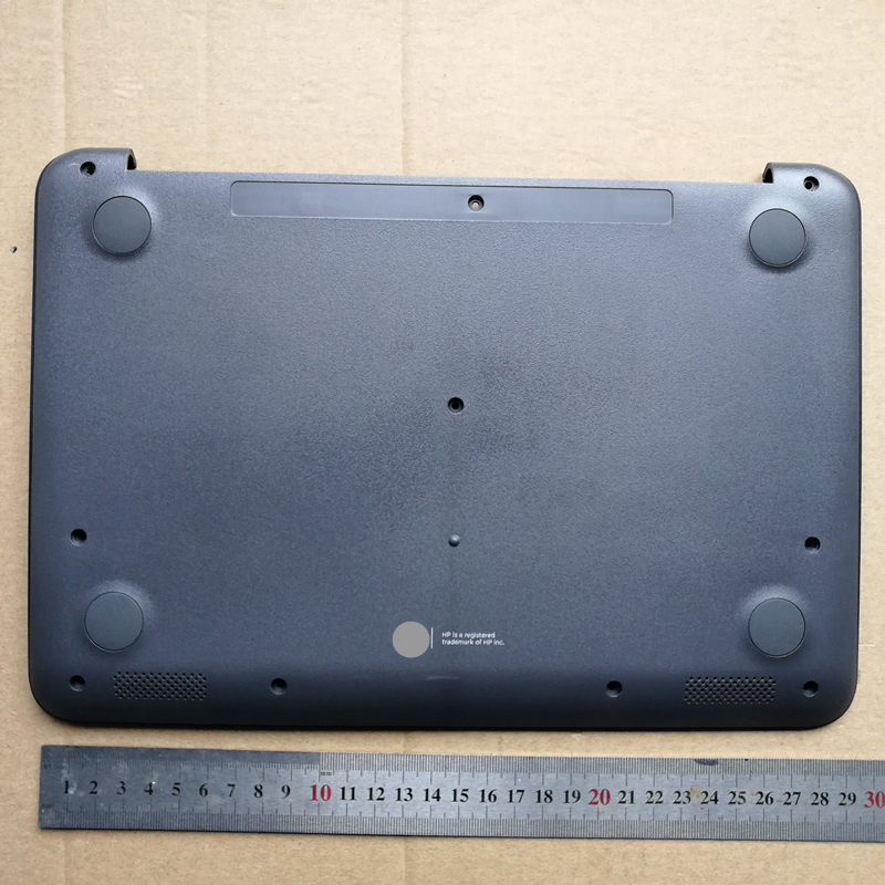 Nouvelle housse de bas de portable couverture de base pour HP chromebook 11 G4