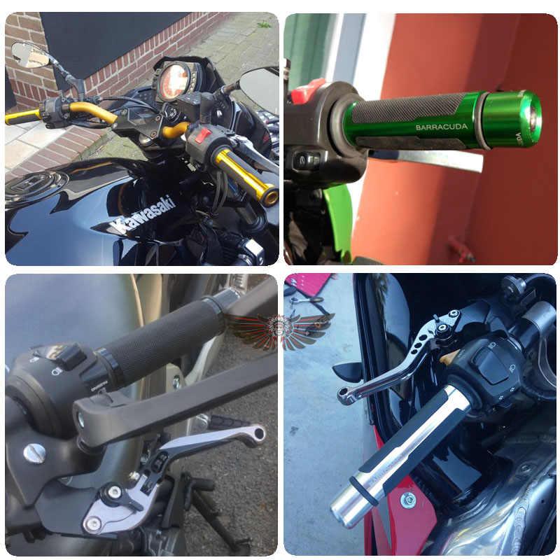 For Aprilia RSV MILLE / R 1000 2004-2008  Motorcycle Adjustable Folding Brake Clutch Levers Handlebar Hand Grips