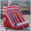 Hello Kitty Inflatable Slide for Kids, Commercial Inflatable Slide for Events, Free Shipping