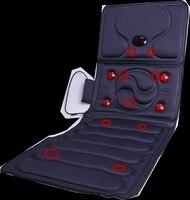 Отопление терапии сиденье автомобиля Подушки Вибрационный массажер Коврики полный Средства ухода за кожей шейки Средства ухода за кожей Ш