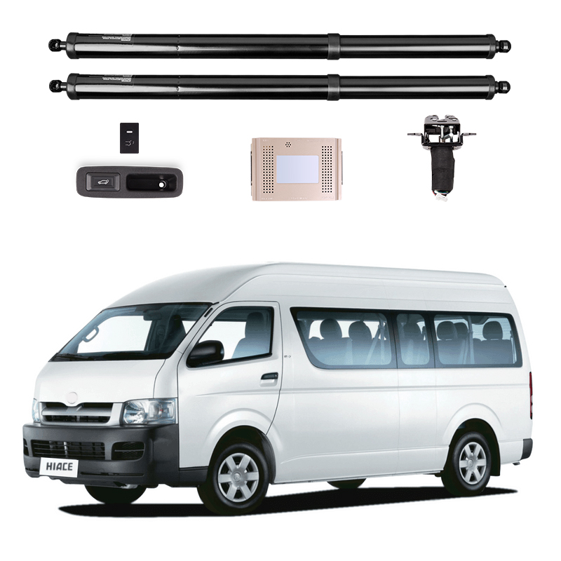 For TOYOTA HIACE Electric Tail Gate Car Modification Tail Box Intelligent Electric Tail Door