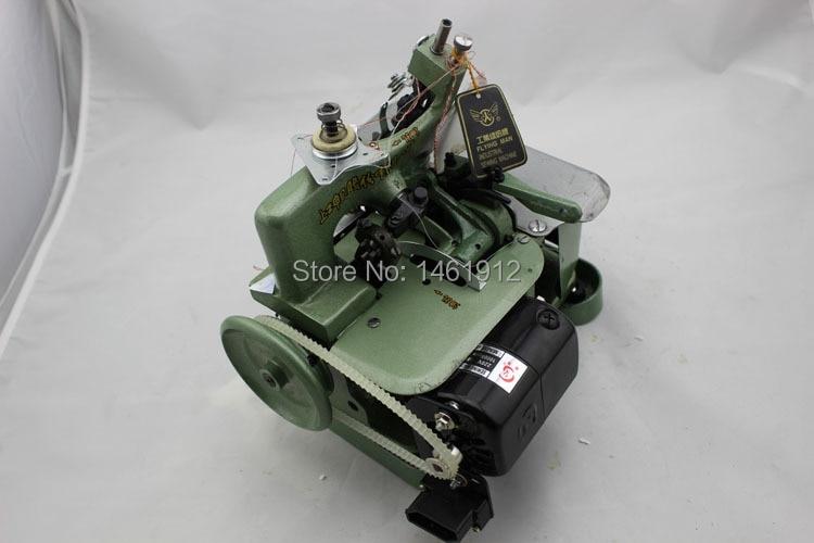 Overlock sewing machine (three line of household kao edge sewing machine Three wire locked stitcher (send motor) GN1 1 a - 5