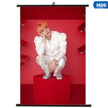 BTS Love Yourself Concept Photo Canvas
