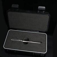Высокое качество титановый сплав самостоятельно персональный защитный безопасный Тактический карандаш с функцией письма Вольфрамовая ст...