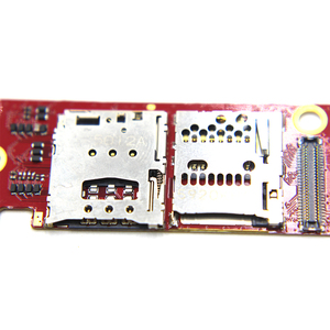 Image 5 - Original Novo Cartão Sim Leitor Titular slot Cabo Flex Para Lenovo PAD B6000 B8000 SIM Card Reader Titular Slot do Conector Cabo Flex