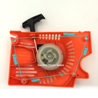 Chainsaw Starter For 45cc 52cc 58cc Chainsaw Singgle Starter With Good Quality