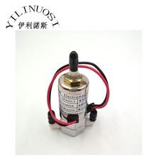 Solenoid Electromagnetism Valve / Magnetic DC24V 5.5W for Phaeton Infiniti Challenger FY-3208H FY-3208G Printers