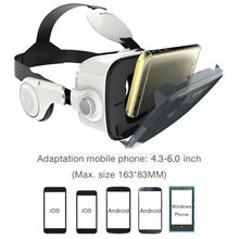 Mini VR  Headset For 4.3-6.0 Inch Smartphones