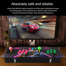 999 in 1 Classical Arcade Games Station with Flashing Light Super High  Video Resolution Fluent Game