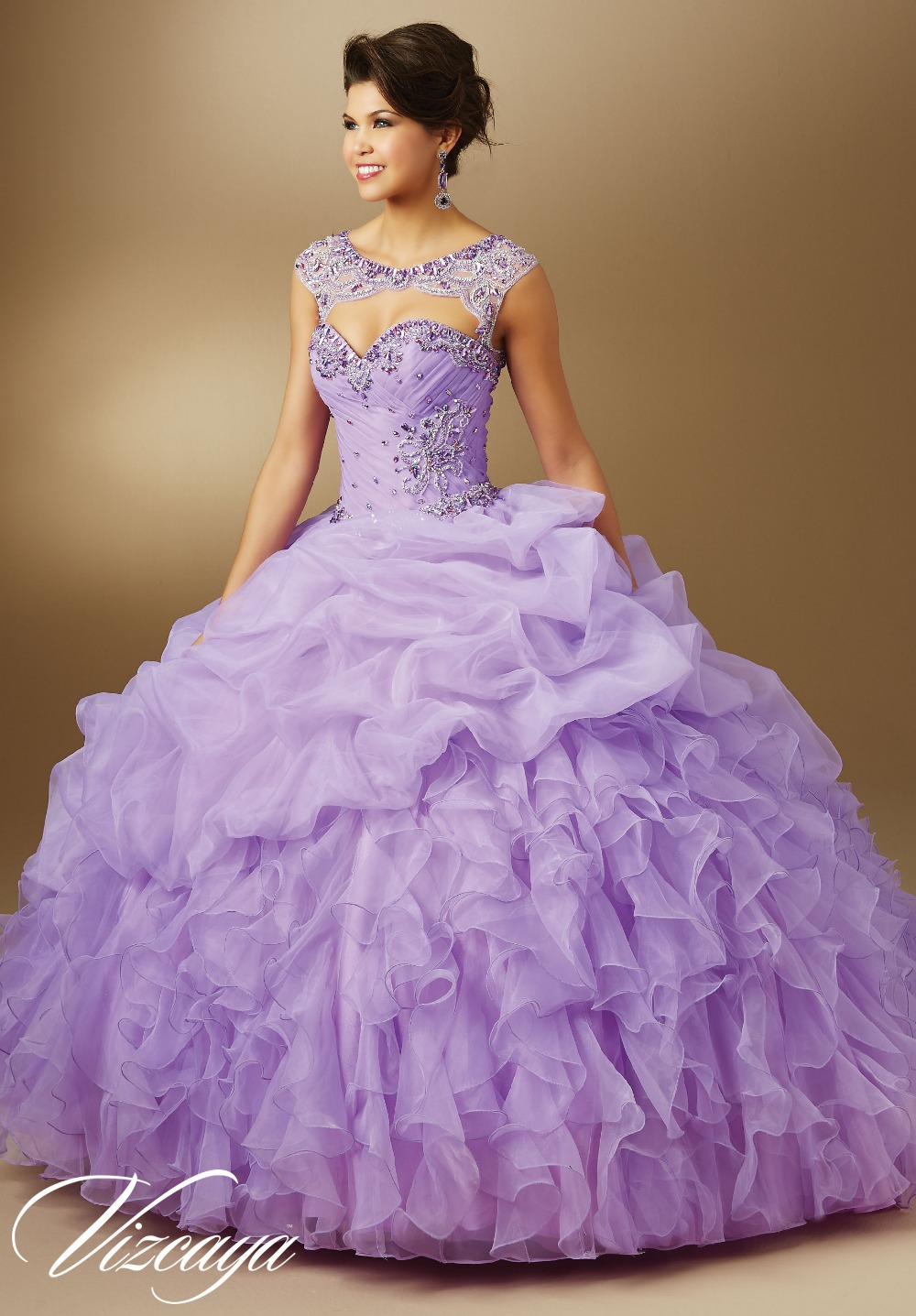 5b48c3d6c92 Light Purple Quinceanera Dresses With Straps - Gomes Weine AG