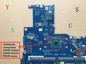 Image 3 - Nova ziwb0/b1/e0 LA B102P computador portátil placa mãe para lenovo b50 30 notebook para intel n2830 n2840 cpu (use ddr3l ram) teste ok