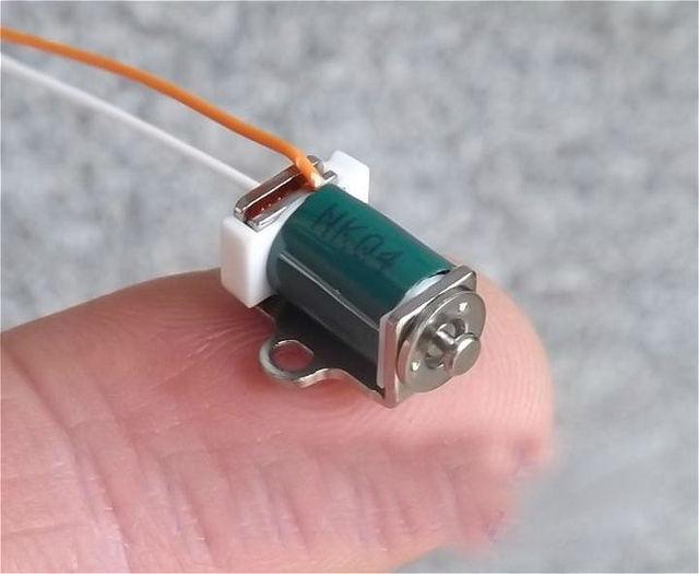 micro electro aimant
