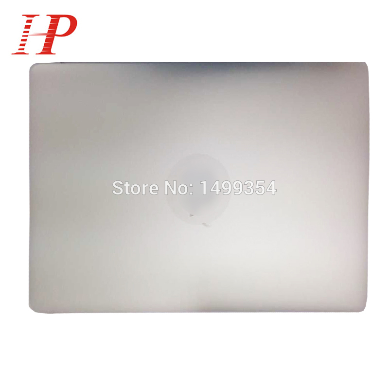 Original New A1398 LCD Screen Lid For Apple Macbook Pro 15'' Retina A1398 LCD Back Cover 2012 2013 2014 2015 original new space grey silve laptop a1706 lcd assembly 2016 2017 for macbook pro retina 13 a1706 lcd screen assembly mlh12ll a