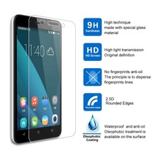 3pcs Tempered Glass For Huawei Ascend Honor 9i V10 V9 V20 play Mate 20 10 9 Pro Lite P Smart Screen Protector Protective Film(China)