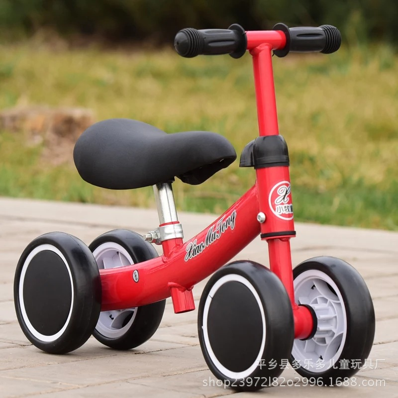 Brand Children Balance Bikes Scooter Baby Walker Infant 1-3years Scooter No Foot Pedal Driving Bike Gift for Infant Three Wheel new children three wheel balance car scooter foldable no foot pedal child swing car twist car baby walker tricycle riding toys