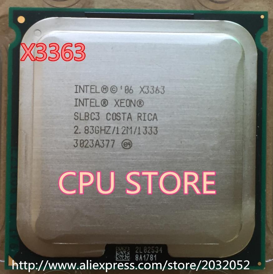 with 3 LGA 771 to 775 Adapters 3.0GHz//12M//1333 Intel Xeon E5450 SLANQ Quad-Core