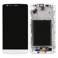 repaire for LG G3 Beat lcd display touchscreen infinix phone G3 Vigor for LG G3 mini D722 D725 D728 D722K D724 with frame lcd