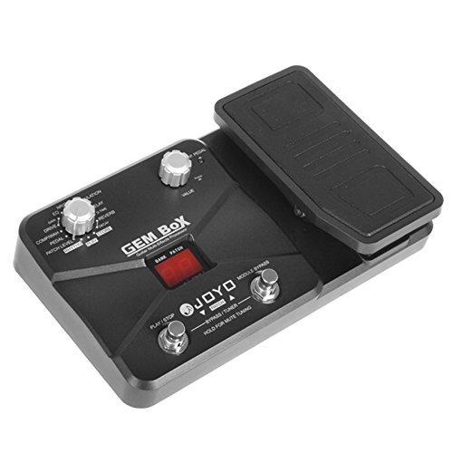 Joyo Gem box Multi-effects Processor from Joyo Audio, a leader in digital tones joyo jt 06 mini