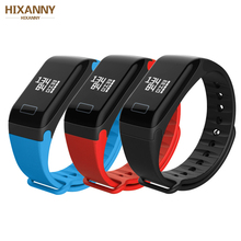 Smartch Smart Bracelets Blood Pressure Monitor Fitness Bracelet Activity Tracker Smart Band Smartband Pedometer Wristband activity monitor smartband wrist pulse meter smart band f1 wristband pedometer bluetooth step counter bracelet for huawei xiaomi