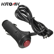 Car Adapter Charger Cigarette Lighter Power Plug Cord GPS Ca