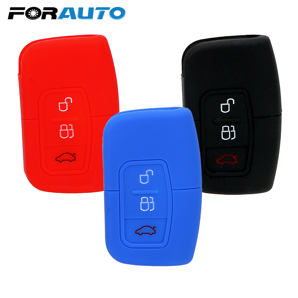 Low Price For Auto Remote Key Cover Case Ford And Get Free